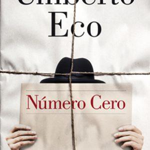Distritojazz-libros-Umberto Eco-Numero cero
