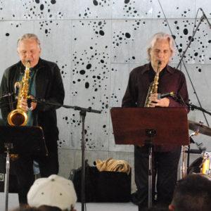 distritojazz-conciertos-jazz-51-Heineken-Jazzaldia-Jerry Bergonzi-Perico Sambeat