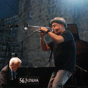 Dave Douglas & Franco D'Andrea Quartet en el 56 Jazzaldia