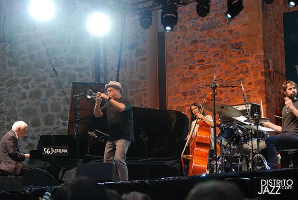 Dave Douglas & Franco D'Andrea Quartet