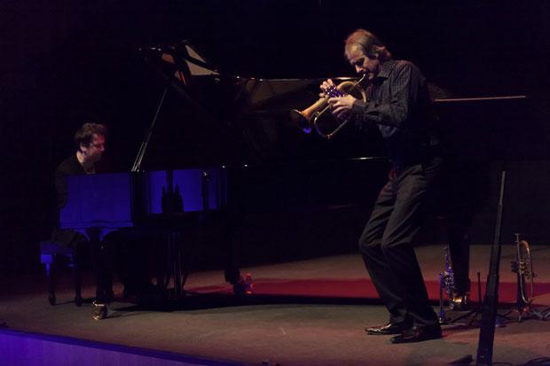 Markus stockhausen florian weber jazz alem n distritojazz for Conciertos jazz madrid