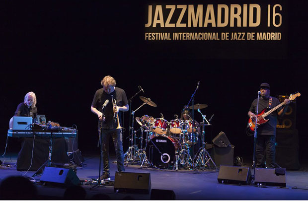 Nils petter molvaer el futuro del jazz ya est aqu for Conciertos jazz madrid