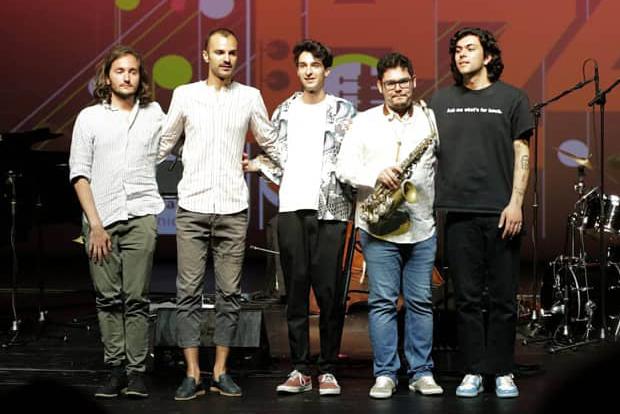 Michelangelo Scandroglio Quintet