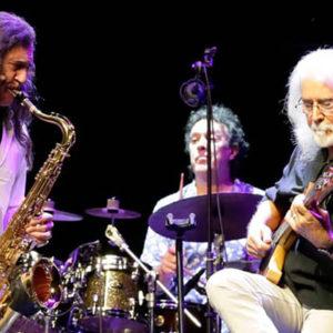 Pardo-Benavent-Di Geraldo Trío en el 44 Getxo Jazz