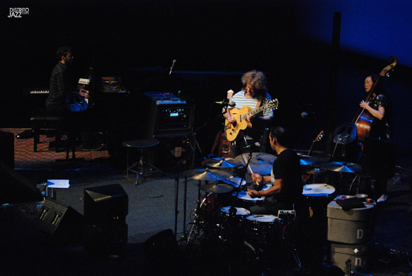 distritojazz-conciertos-jazz-Pat Metheny Quartet