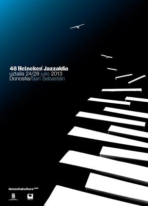 distritojazz-entrevistas-Cartel-48-Heineken-Jazzaldia-2013-Autor-Ricardo-Bermejo