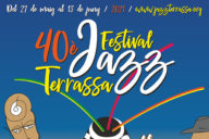 40 Festival Jazz Terrassa