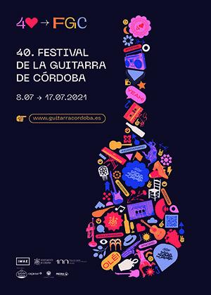 40º Festival de la Guitarra de Córdoba
