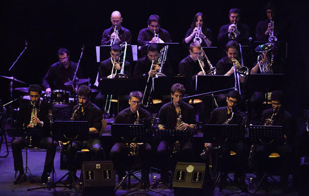 distritojazz-noticias-Amaniel Big Band
